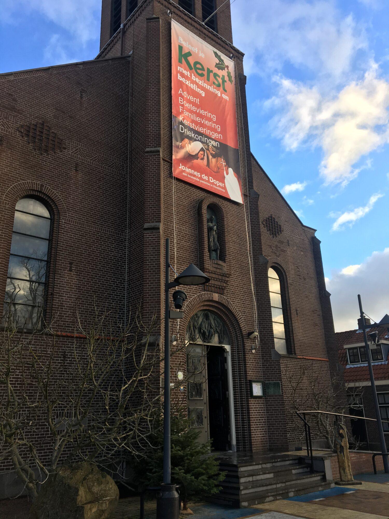 Kerst in de Joannes de Doper parochie Hoofddorp