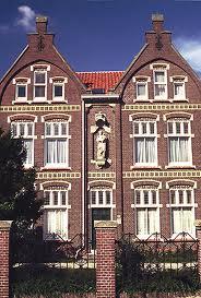 Parochiehuis Joannes de Doper parochie Hoofddorp.