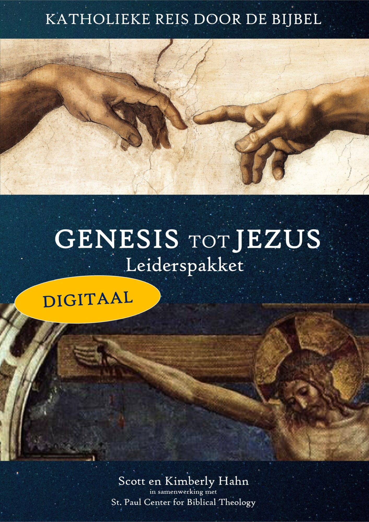 Bijbelcursus Genesis tot Jezus van het St. Paulus instituut