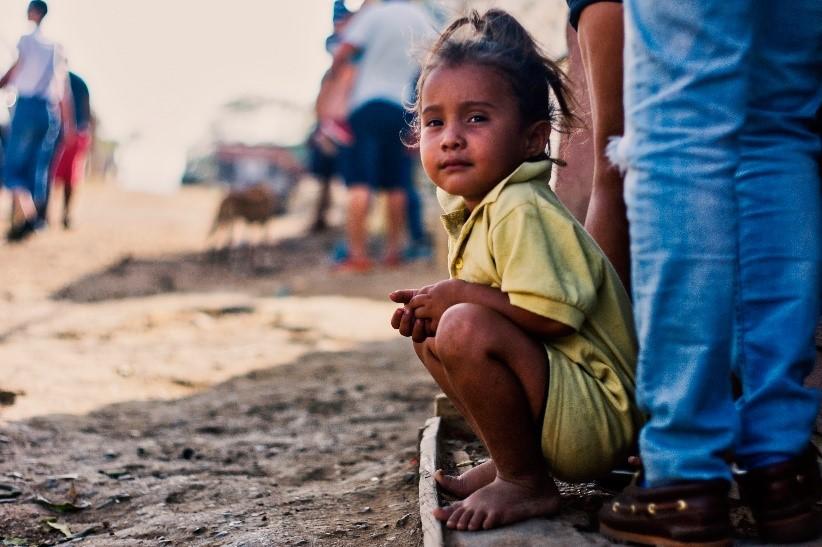 Adventsactie 2019 - Hulp aan Venezolaanse vluchtelingenkinderen in Peru