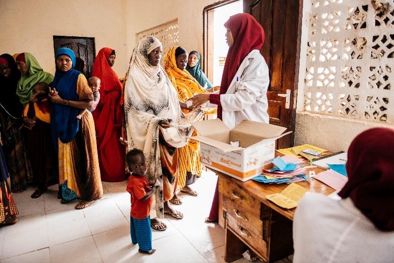 Adventsactie 2019 - Verbeteren geboortezorg in Somalië