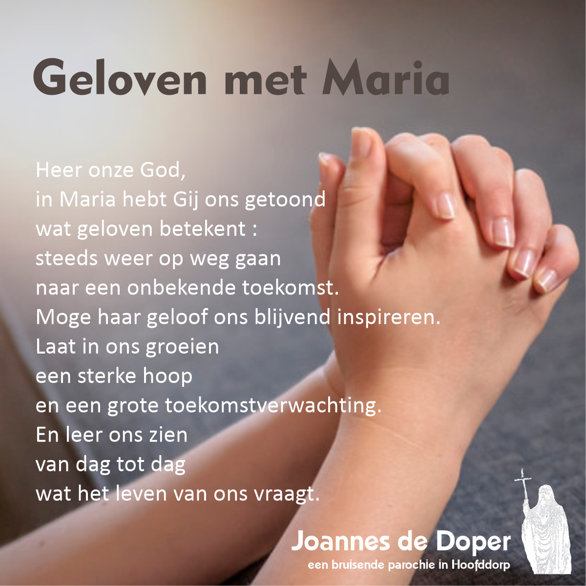 Geloven met Maria