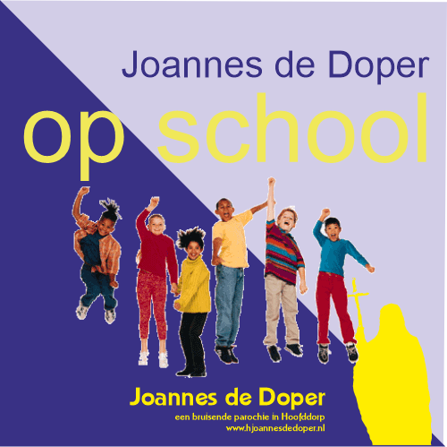 Joannes de Doper op school, een samenwerking tussen parochie en Katholieke scholen om elkaar zo te ondersteunen